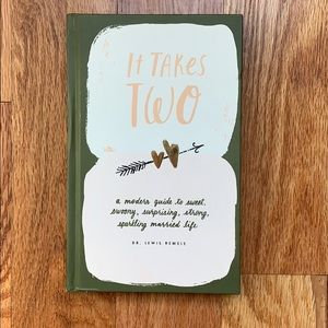 Kate Spade It Takes Two Marriage Journal